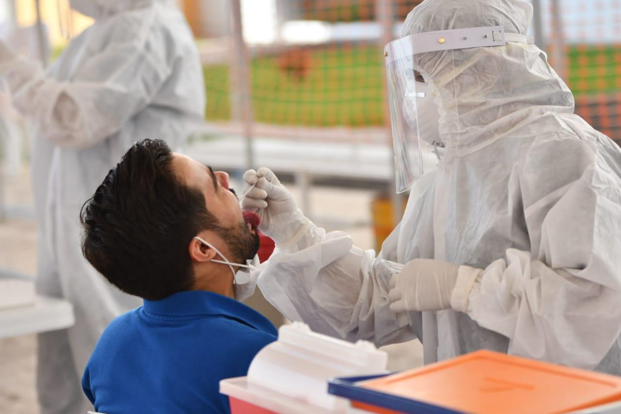 Aplican pruebas de Covid-19 para detectar casos asintomáticos en Irapuato
