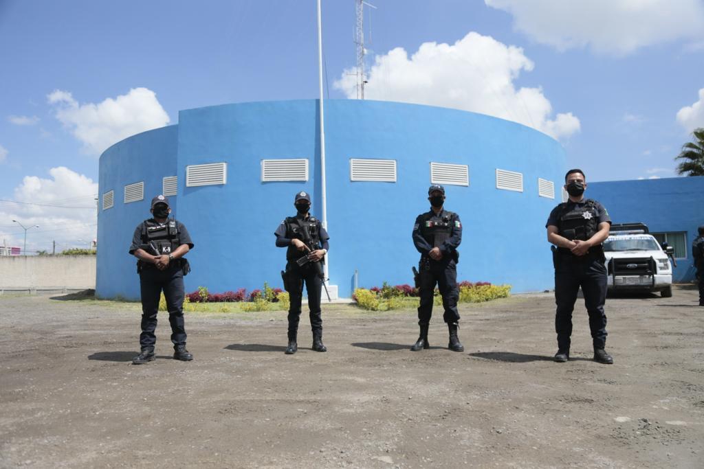 Fortalecen en Silao Secretaría de Seguridad Ciudadana