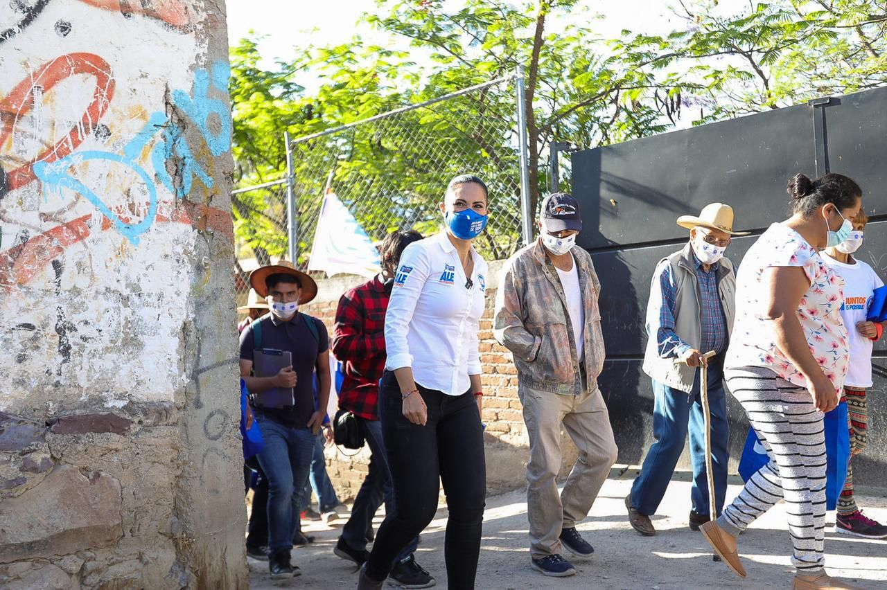 Proyecta Ale Gutiérrez transporte público más rápido para comunidades rurales