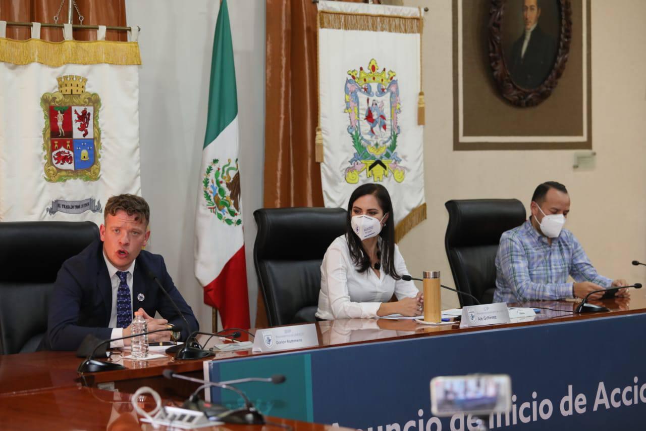 Inician trabajos de colaboración entre Gobierno de León y UNESCO