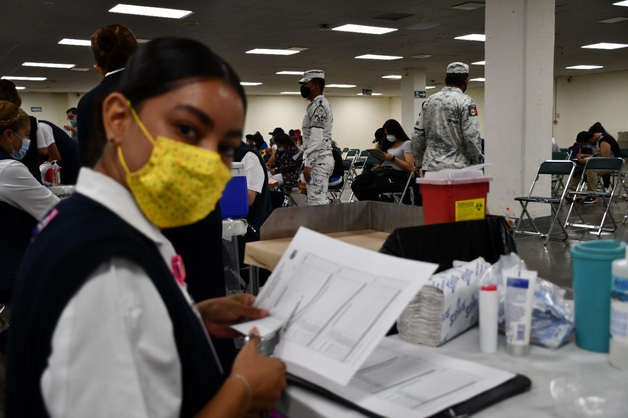 Anuncian nuevos puntos de vacunación en Guanajuato