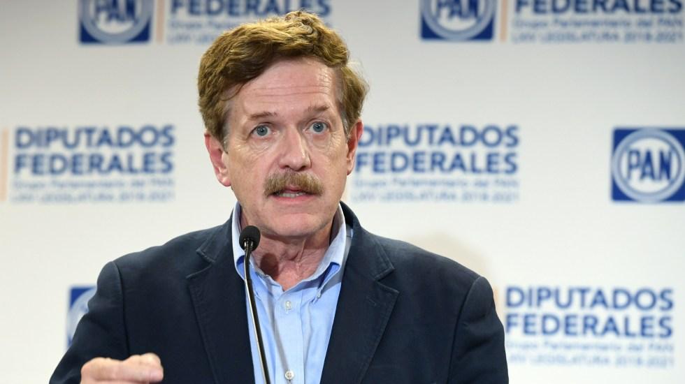 Urge Romero Hicks estabilidad hacendaria ante llegada de tercer Secretario