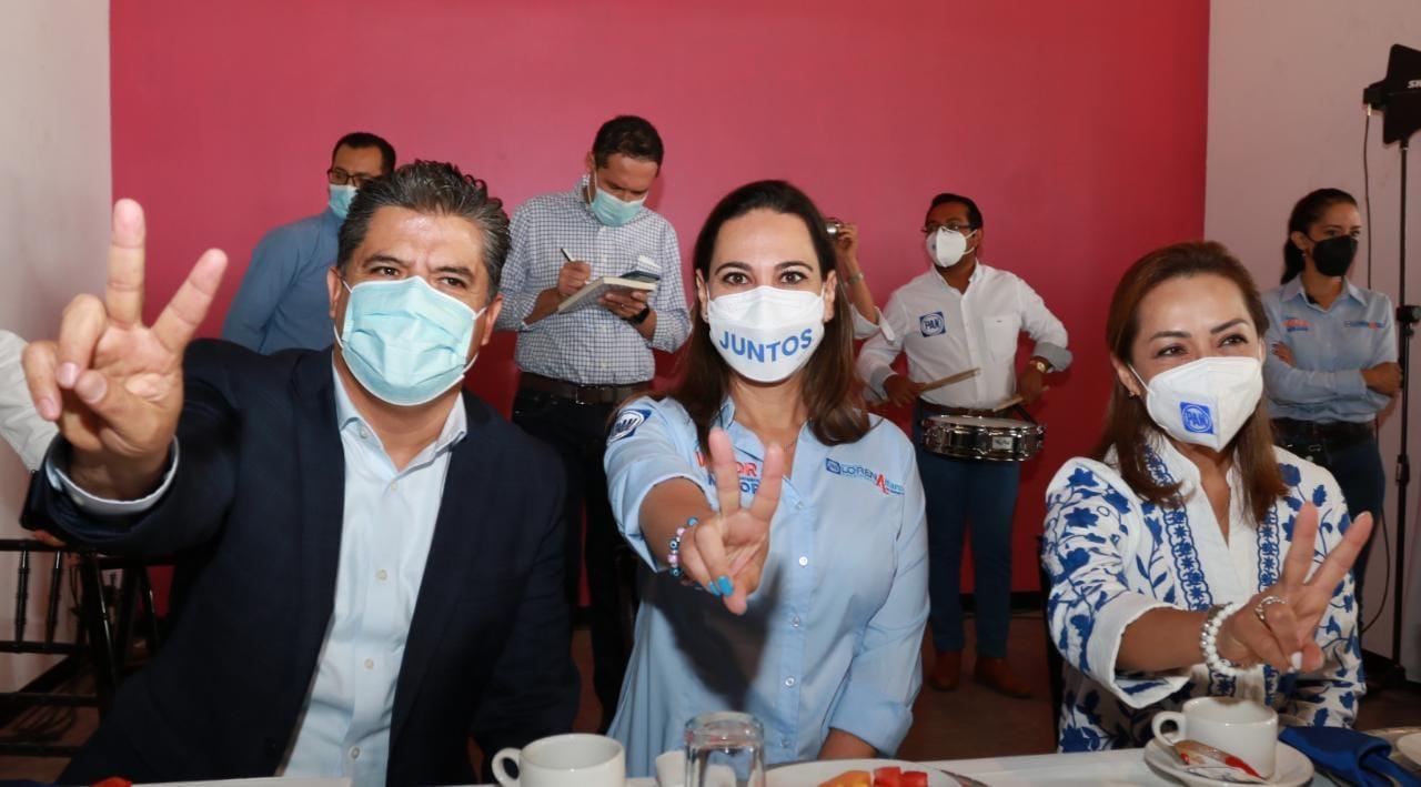 Lorena Alfaro será la primera alcaldesa de Irapuato: Josefina Vázquez Mota